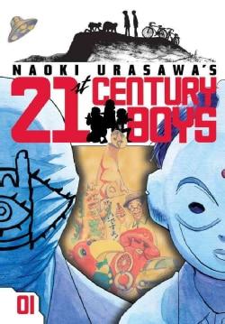 Naoki Urasawa's 21st Century Boys 1: Death of the Friend (Paperback)