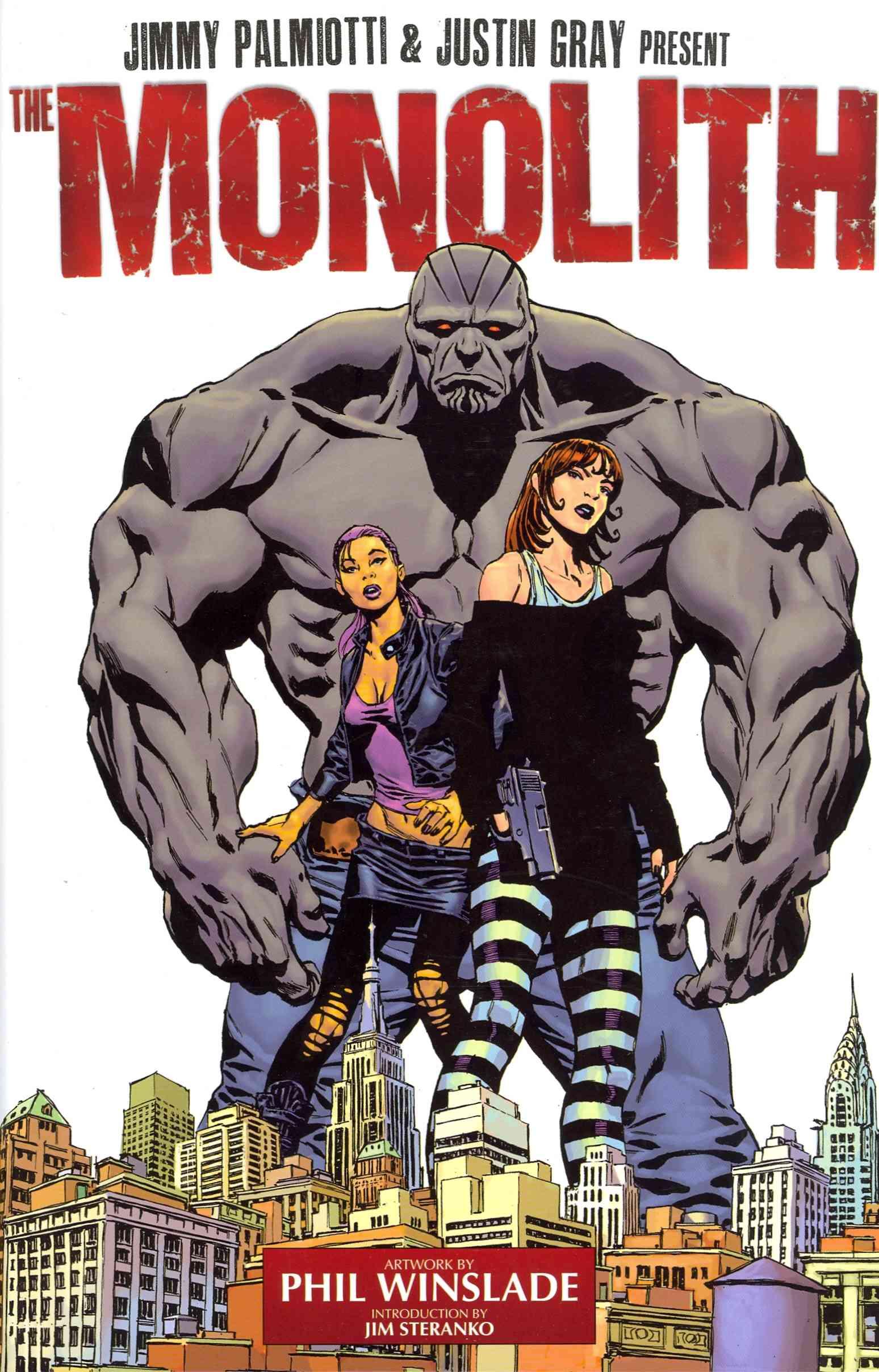 The Monolith (Hardcover)