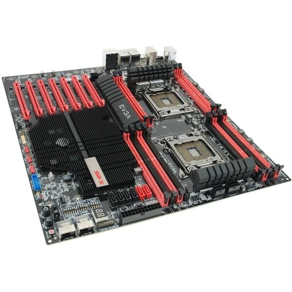 EVGA Classified SR-X Desktop Motherboard - Intel C606 Chipset - Socke