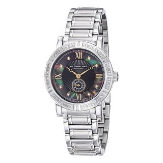 Stuhrling Original Women's Diamond Bracelet Watch