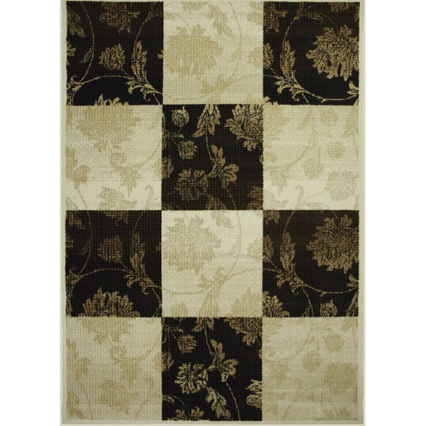 Somette Avante Melancholy Chocolate Rug (9' x 12')
