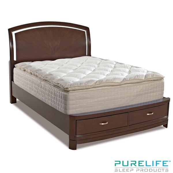 PureLife Legacy 13.5-inch Queen-size Memory Foam Mattress