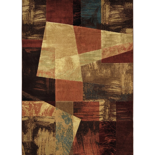 Home Dynamix   Catalina Collection   HD1237  7'10 X 10'2 Area Rug