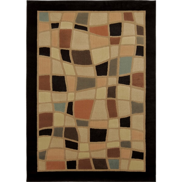 Home Dynamix Catalina Collection Machine Made Polypropylene Area Rug (7'10 x 10'2)