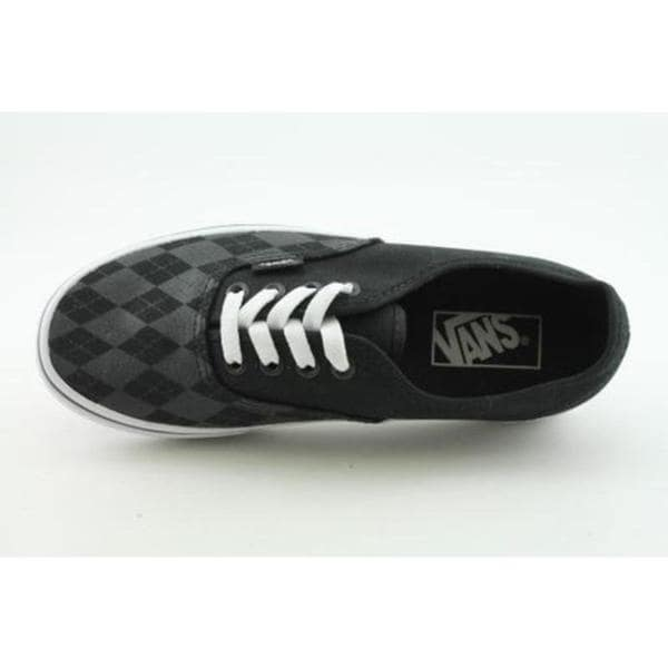 Vans Men's Authentic Black Casual Shoes