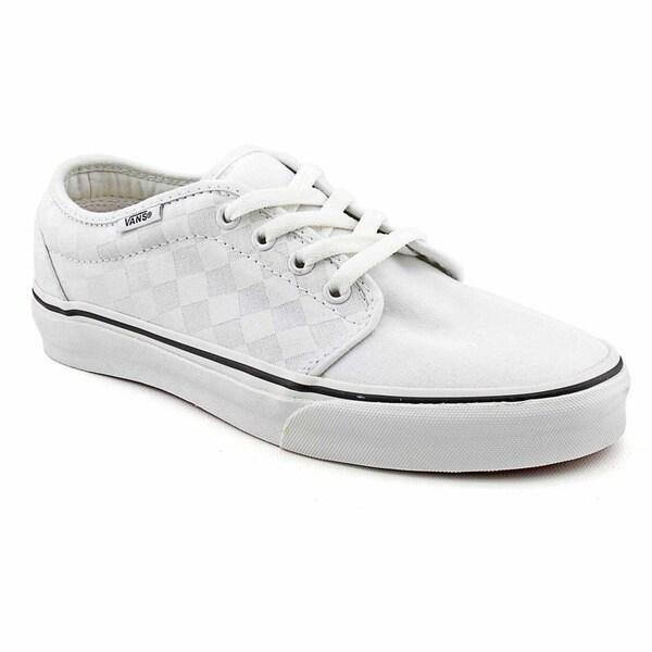 Vans Men's 106 Vulcanized White Casual Shoes