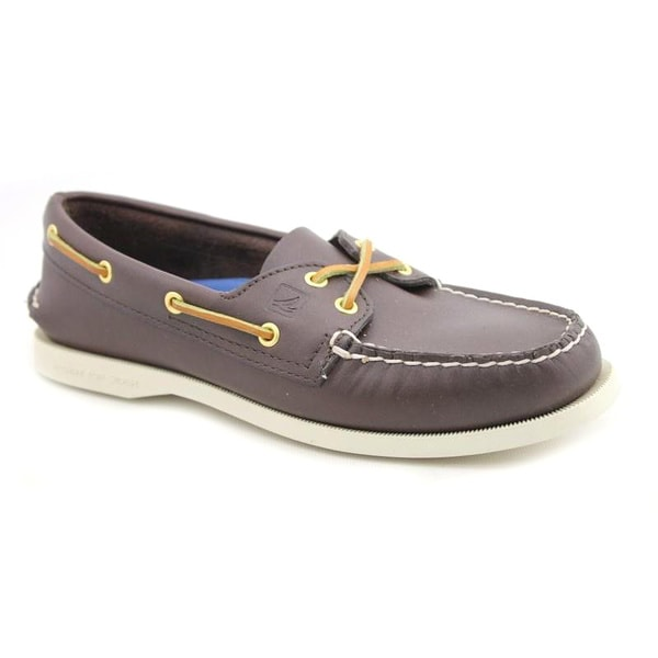 Sperry Top Sider Women's A/O 2 Eye Browns Casual Shoes