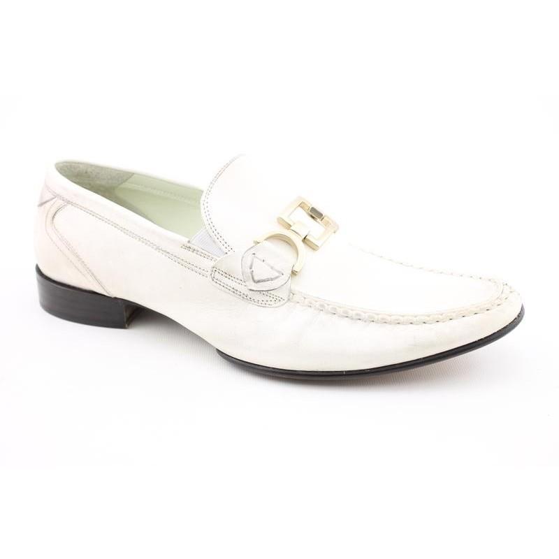 Kenneth Cole NY Men's Mocket Man Whites Dress Shoes