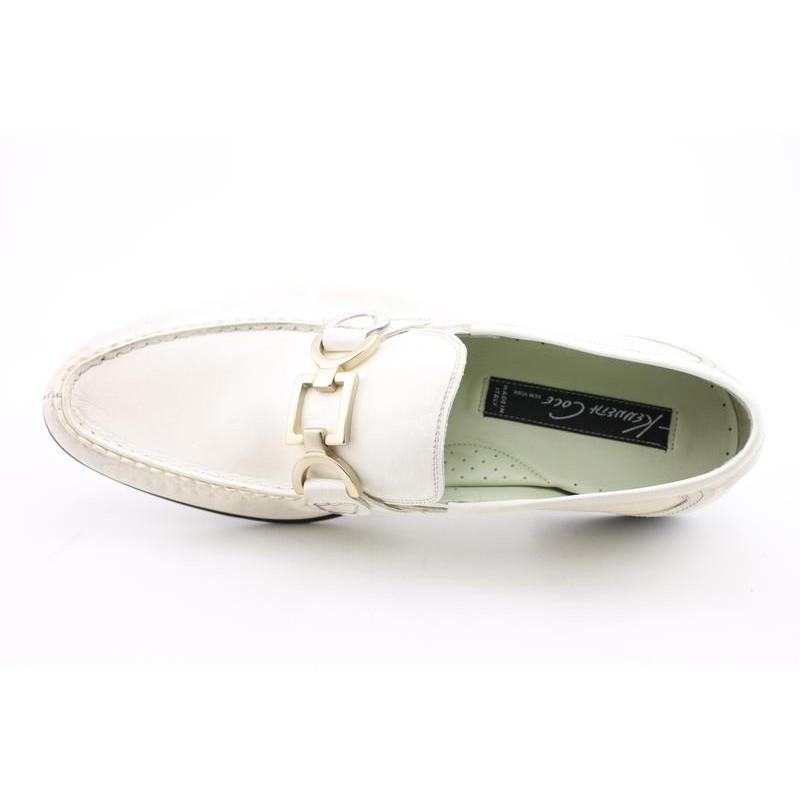 Kenneth Cole NY Men's Mocket Man Whites Dress Shoes - Thumbnail 1