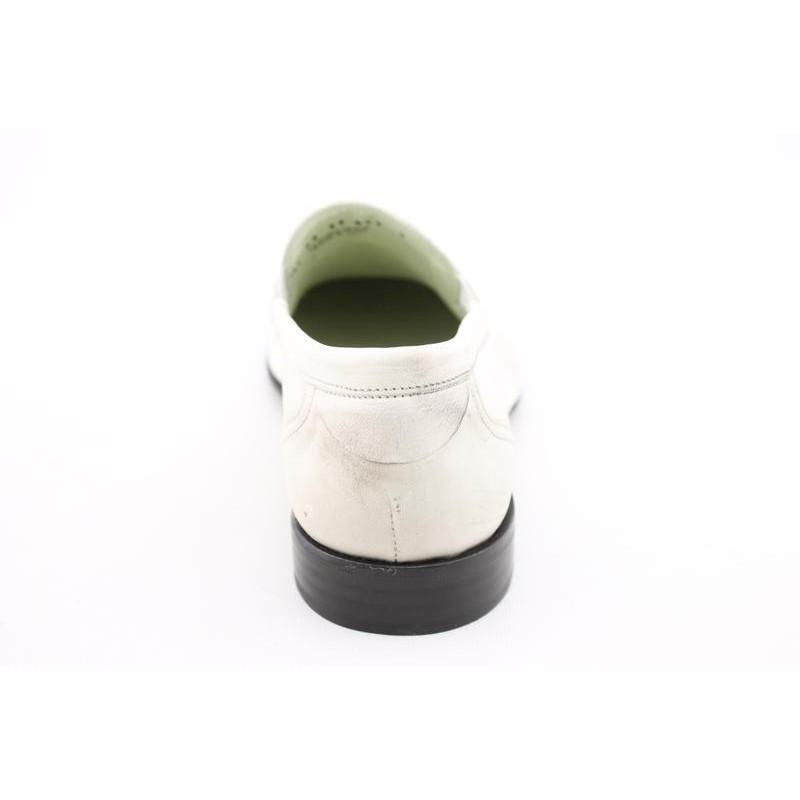 Kenneth Cole NY Men's Mocket Man Whites Dress Shoes - Thumbnail 2