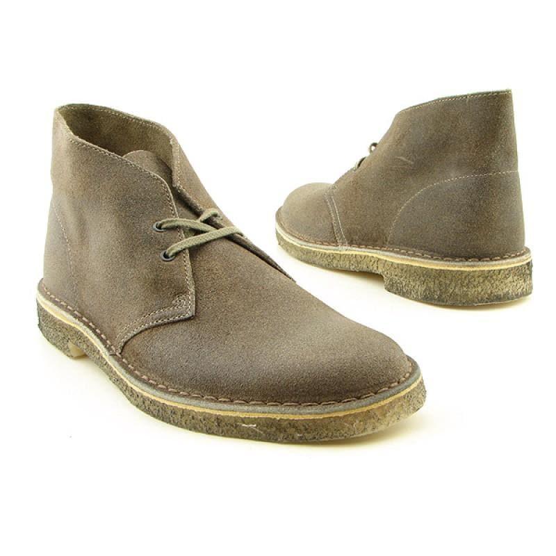 Clarks Men's Desertboot Brown Boots