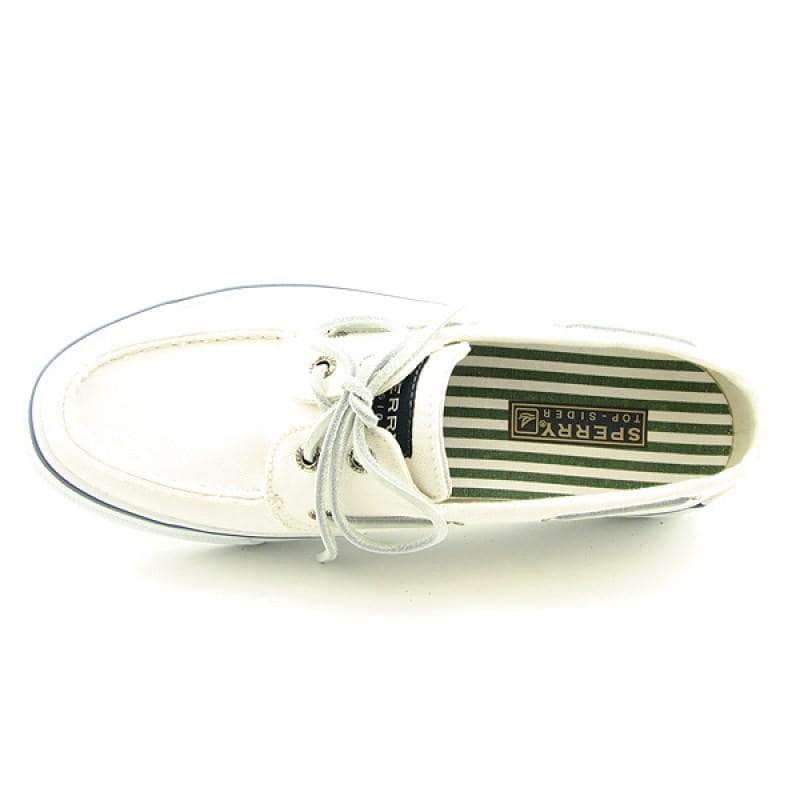 Sperry Top Sider Men's Bahama White Casual - Thumbnail 2