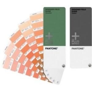 Pantone DESIGNER FIELD GUIDE Solid Coated & Uncoated Set Reference Pr