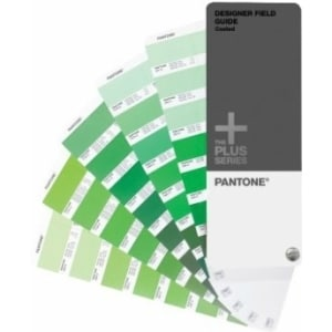 Pantone DESIGNER FIELD GUIDE Solid Coated Reference Printed Manual