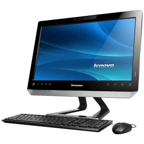 Lenovo Essential C325 30954BU All-in-One Computer - AMD E-Series E-35