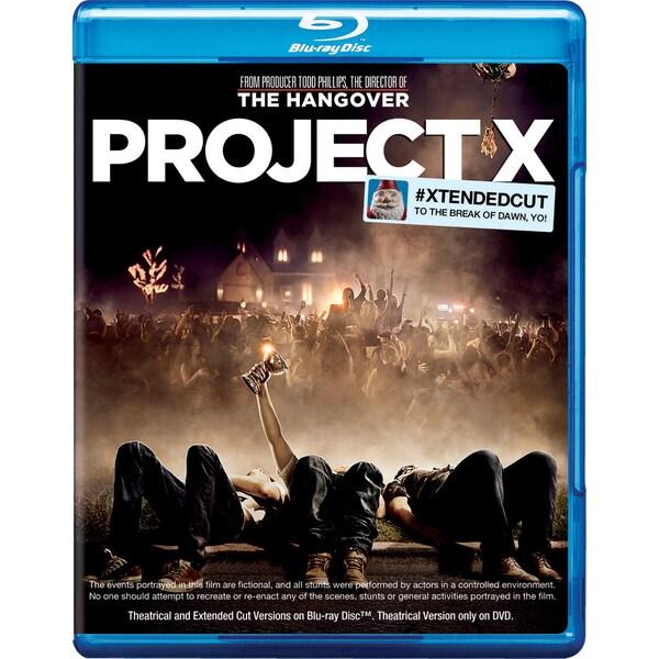 Project X (Blu-ray/DVD)