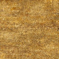 Safavieh Hand-knotted Vegetable Dye Solo Carmel Hemp Rug (3' x 5') - Thumbnail 2