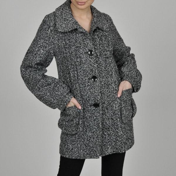 Regent Women's Tweed Walking Coat