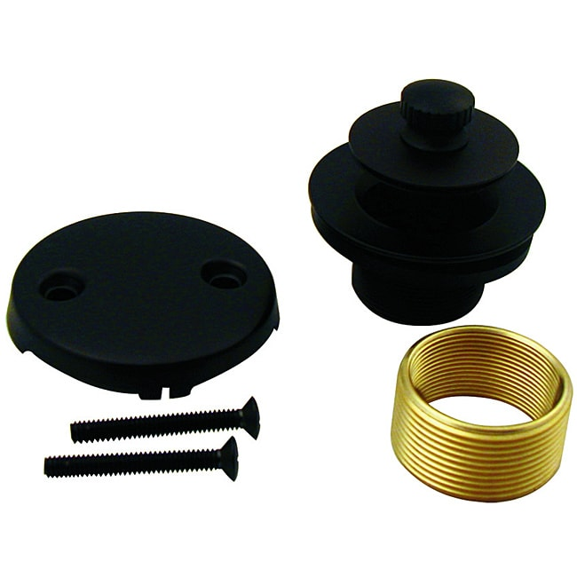 Belle Foret Oil Rubbed Bronze Lift and Turn Bath Waste Conversion Kit