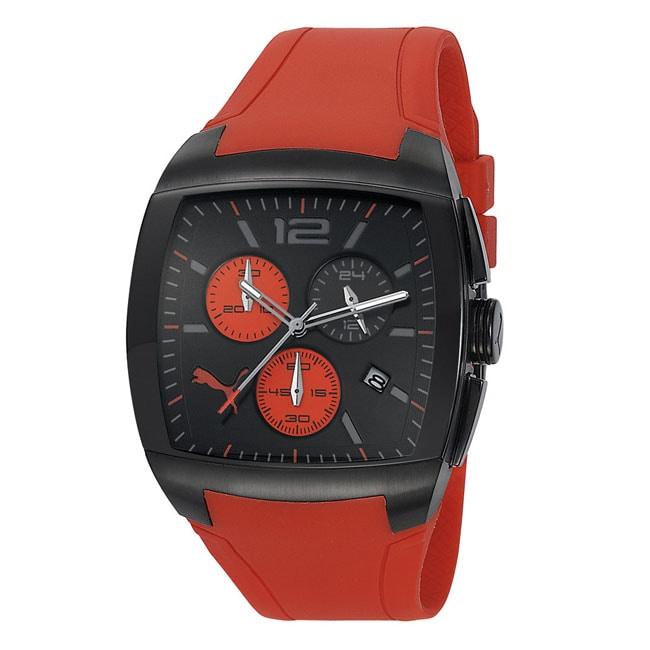 Puma PU102721001 Men's Red GT Watch