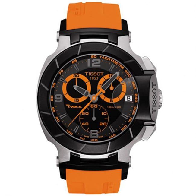 Tissot Men's T048.417.27.057.04 T-Race Watch