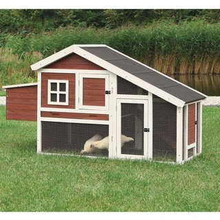 TRIXIE Chicken Coop with a View