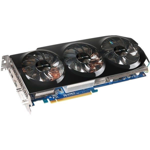 Gigabyte Radeon HD 7970 Graphic Card - 1 GHz Core - 3 GB GDDR5 - PCI