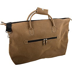 Roberto Amee Embossed Carry-on Tote Bag