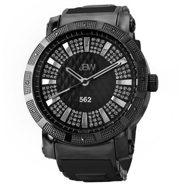 JBW Men's 562 Pave Diamond Watch