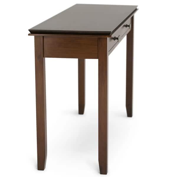 Surprising Shop Wyndenhall Stratford Solid Wood 46 Inch Wide Machost Co Dining Chair Design Ideas Machostcouk