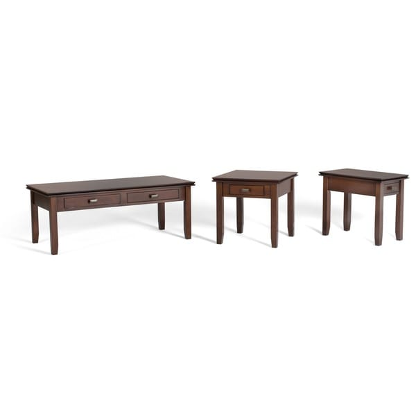 WYNDENHALL Stratford Coffee Table   Free Shipping Today   Overstock.com    14244167