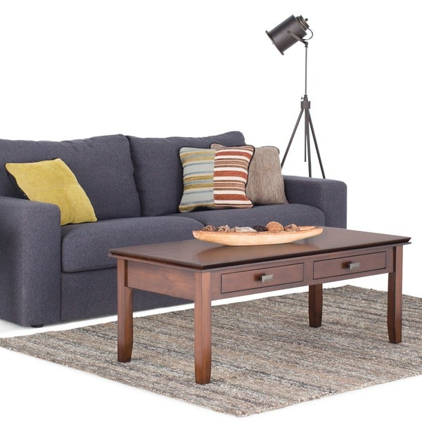 shopko bookshelf wyndenhall stratford coffee table free shipping today
