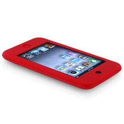 BasAcc Silicone Cases for Apple iPod touch 1st/ 2nd/ 3rd Generation