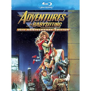 Adventures In Babysitting (25th Anniversary Edition) (Blu-ray Disc)