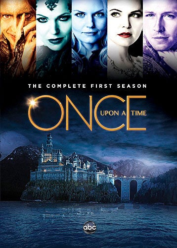 Once Upon A Time: The Complete First Season (DVD)