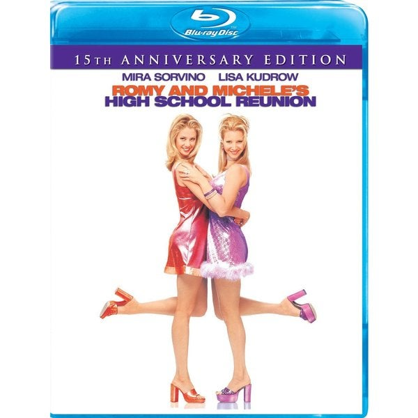 Romy and Michele's High School Reunion (15th Anniversary Edition) (Blu-ray Disc)