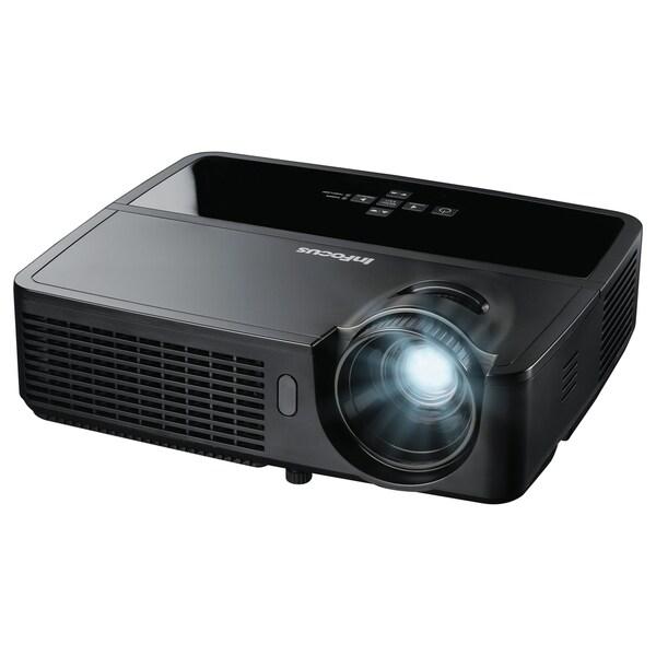InFocus IN2126 3D Ready DLP Projector - 720p - HDTV - 16:10