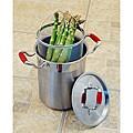 4.25-quart Stainless Steel Vegetable Cooker