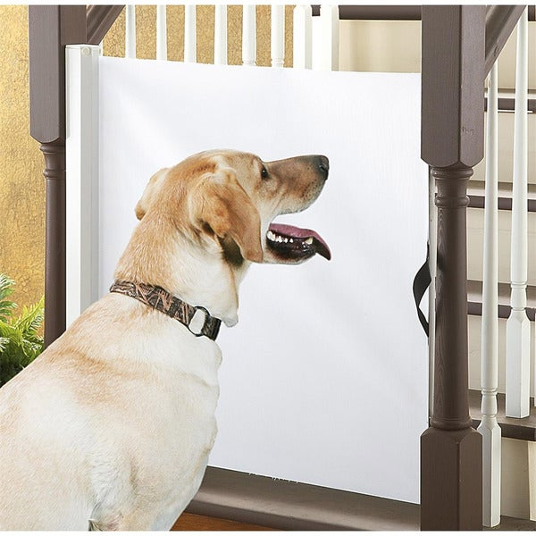 Shop Pet Parade Retractable Gate Free Shipping On Orders