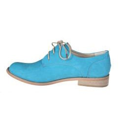 Refresh by Beston Women's 'ALEXIS-02' Oxford Shoes - Thumbnail 1