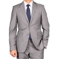 Men's Charcoal Grey Slim Fit Suit