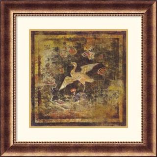 Georgie 'Bird of Paradise II' Framed Art Print