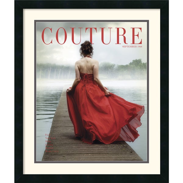 HC Archives 'Couture September 1960' Framed Art Print