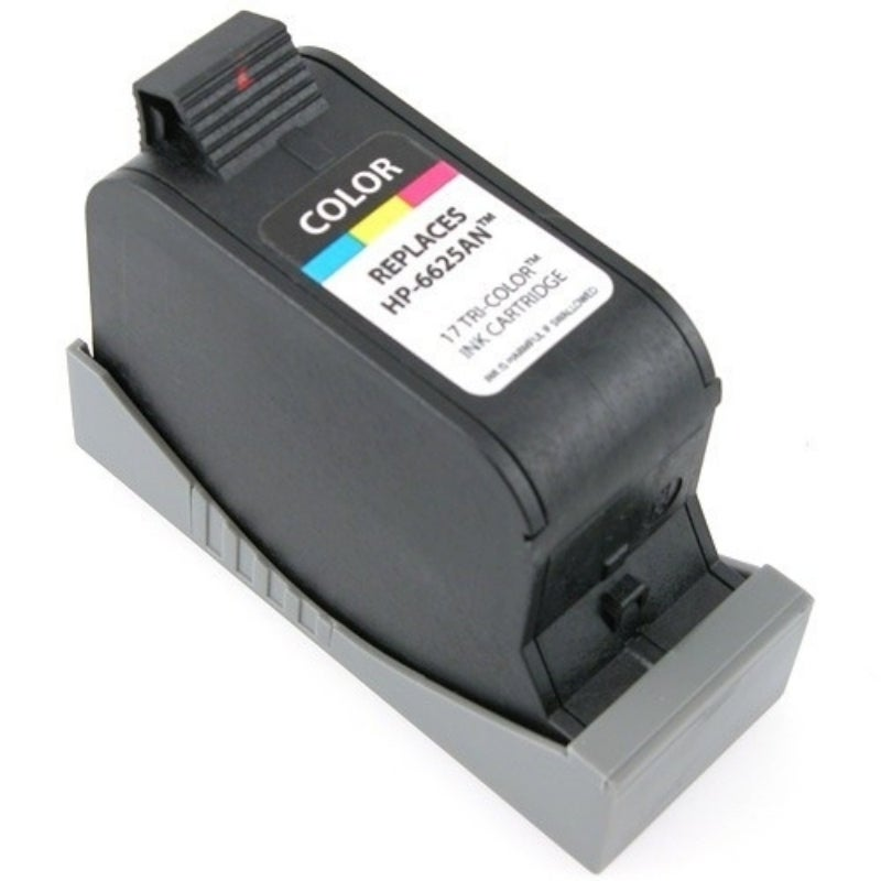 HP 17/ C6625DN Color Ink Cartridge (Remanufactured)