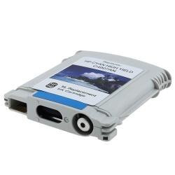 INSTEN HP 940XL/ C4907AN/ C4903AN Cyan Ink Cartridge (Remanufactured)
