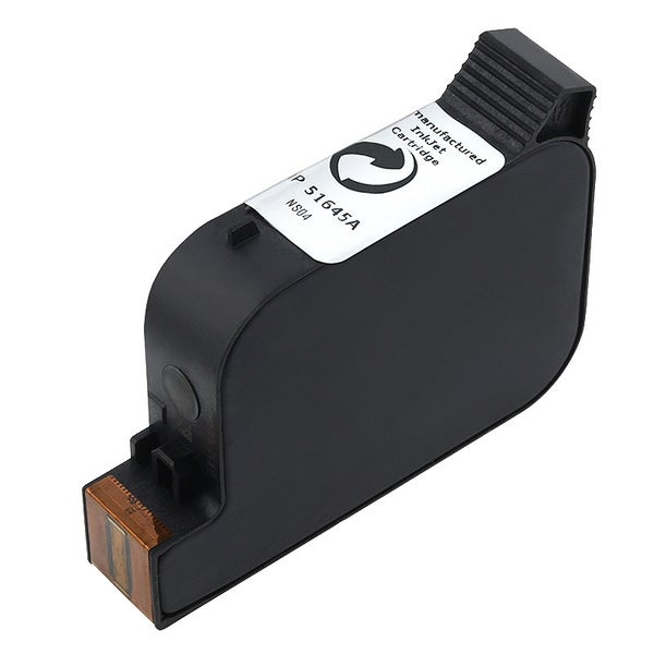 INSTEN HP 45/ 51645 Black Ink OEM Cartridge (Remanufactured)