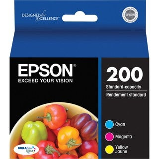 Epson Multi-Pack Color DURABrite Ultra Ink Cartridges