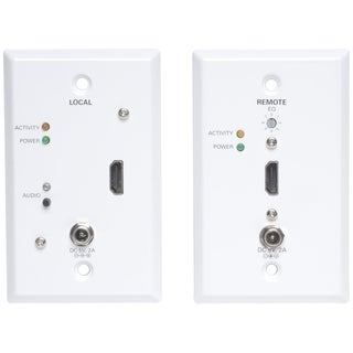 Tripp Lite HDMI Over Cat5 / Cat6 Active Wallplate Video Extender Kit