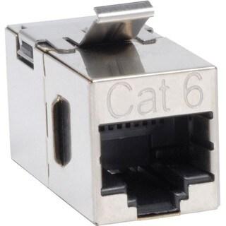 "Tripp Lite Cat6 Straight Through Shielded Modular In-line ""Snap-in"" C"