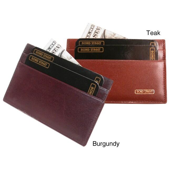 Men's 'Cordoba' Leather Slim Card Holder